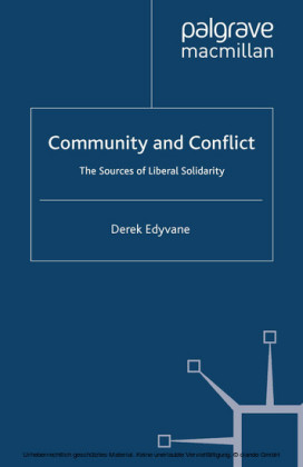 Community and Conflict