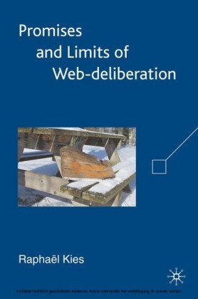 Promises and Limits of Web-deliberation