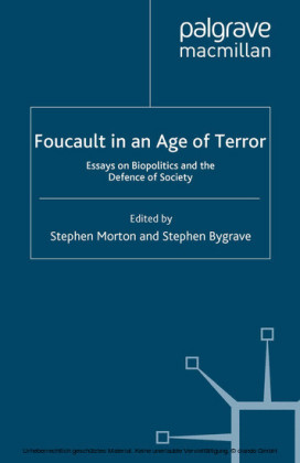 Foucault in an Age of Terror