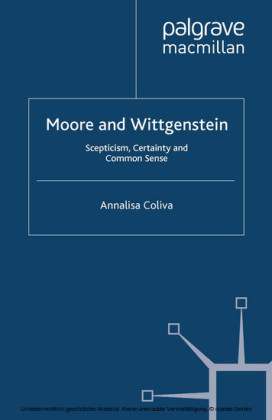 Moore and Wittgenstein