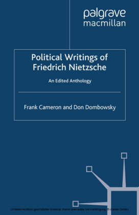 Political Writings of Friedrich Nietzsche