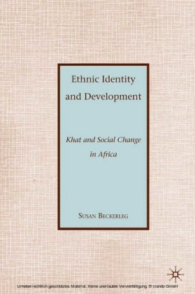 Ethnic Identity and Development