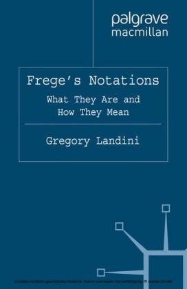 Frege's Notations