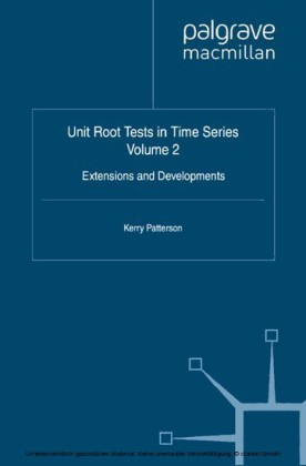 Unit Root Tests in Time Series Volume 2