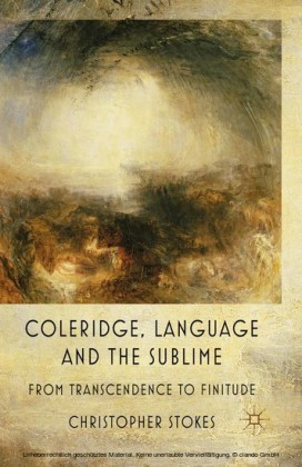 Coleridge, Language and the Sublime