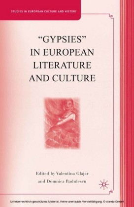 'Gypsies' in European Literature and Culture