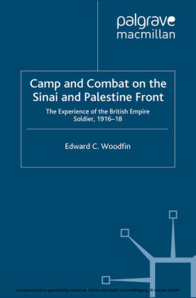 Camp and Combat on the Sinai and Palestine Front
