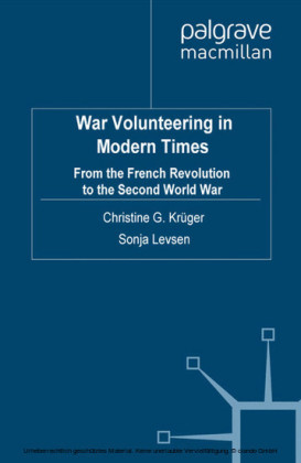 War Volunteering in Modern Times