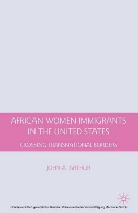 African Women Immigrants in the United States