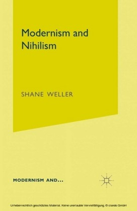 Modernism and Nihilism