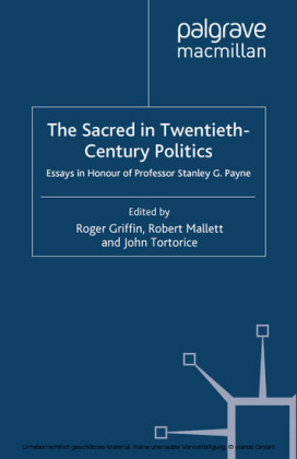 The Sacred in Twentieth-Century Politics