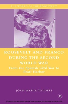 Roosevelt and Franco during the Second World War