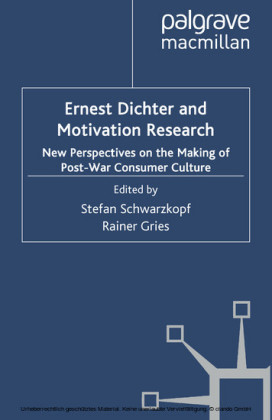 Ernest Dichter and Motivation Research