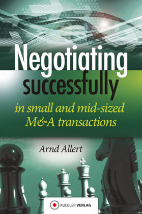 Negotiating successfully