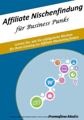 Affiliate Nischenfindung für Business Punks