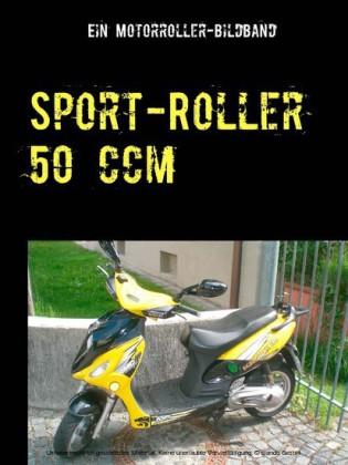 Sport-Roller 50 ccm