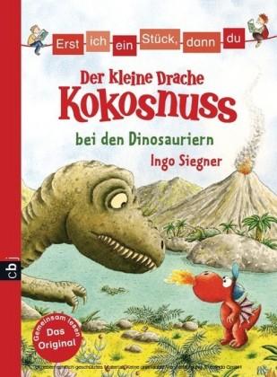 Erst ich ein Stück, dann du - Der kleine Drache Kokosnuss bei den Dinosauriern