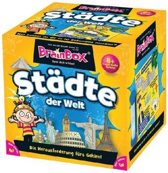 BrainBox, Städte der Welt (Kinderspiel)
