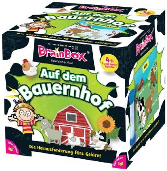 BrainBox, Auf dem Bauernhof (Kinderspiel)