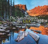 Die Nationalparks der USA