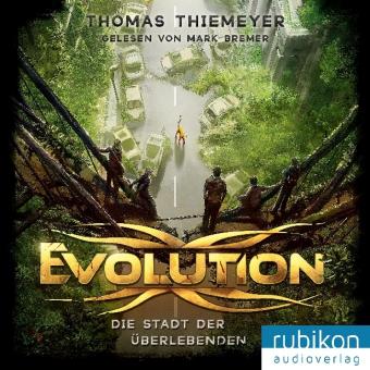 Evolution - Die Stadt der Überlebenden, MP3-CD