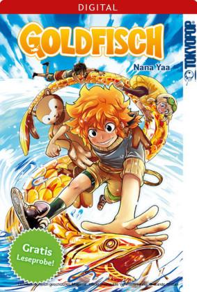 Gratis-Leseprobe: Goldfisch