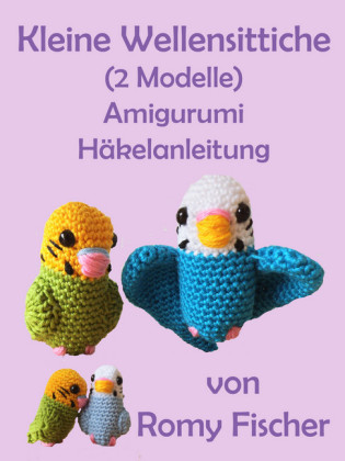 Kleine Wellensittiche (2 Modelle)