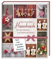 Das christliche Hausbuch für die Advents- und Weihnachtszeit Cover