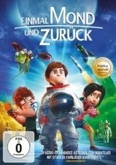 Einmal Mond und zurück, 1 DVD