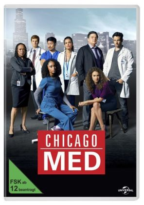 Chicago Med, 5 DVDs