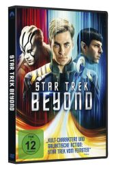Star Trek Beyond, DVD Cover