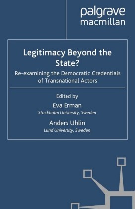 Legitimacy Beyond the State?