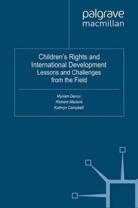 Children's Rights and International Development
