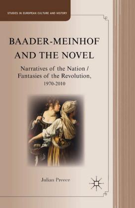 Baader-Meinhof and the Novel