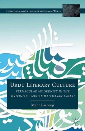 Urdu Literary Culture