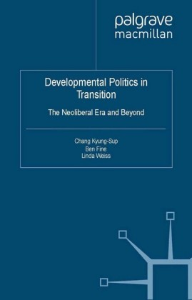 Developmental Politics in Transition
