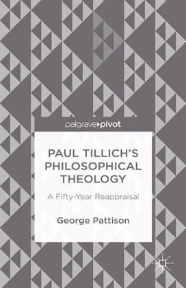 Paul Tillich's Philosophical Theology