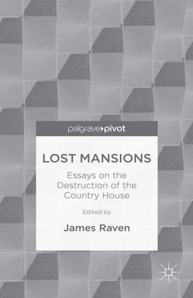 Lost Mansions