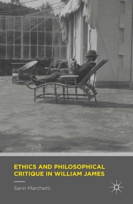 Ethics and Philosophical Critique in William James