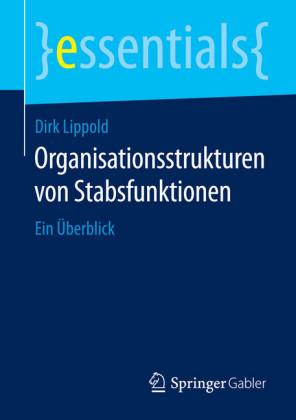 Organisationsstrukturen von Stabsfunktionen