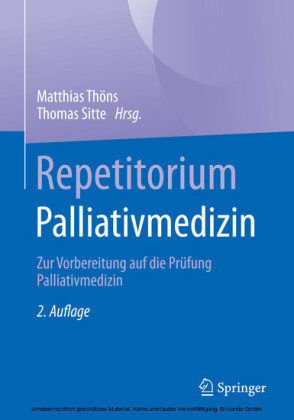 Repetitorium Palliativmedizin
