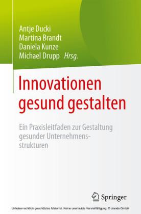 Innovationen gesund gestalten
