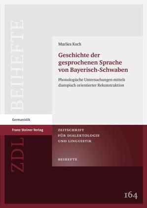 Geschichte der gesprochenen Sprache von Bayerisch-Schwaben
