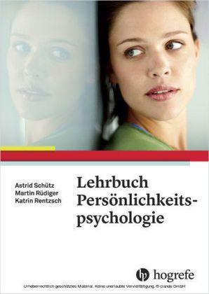 Lehrbuch Persönlichkeitspsychologie