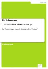 'Les Miserables' von Victor Hugo