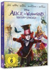 Alice im Wunderland: Hinter den Spiegeln, 1 DVD Cover