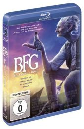 BFG - Big Friendly Giant, Blu-ray