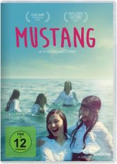 Mustang, 1 DVD Cover
