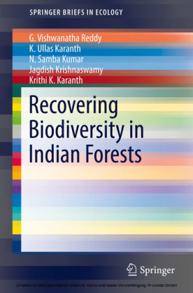 Recovering Biodiversity in Indian Forests