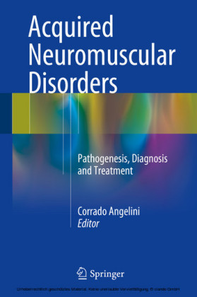 Acquired Neuromuscular Disorders